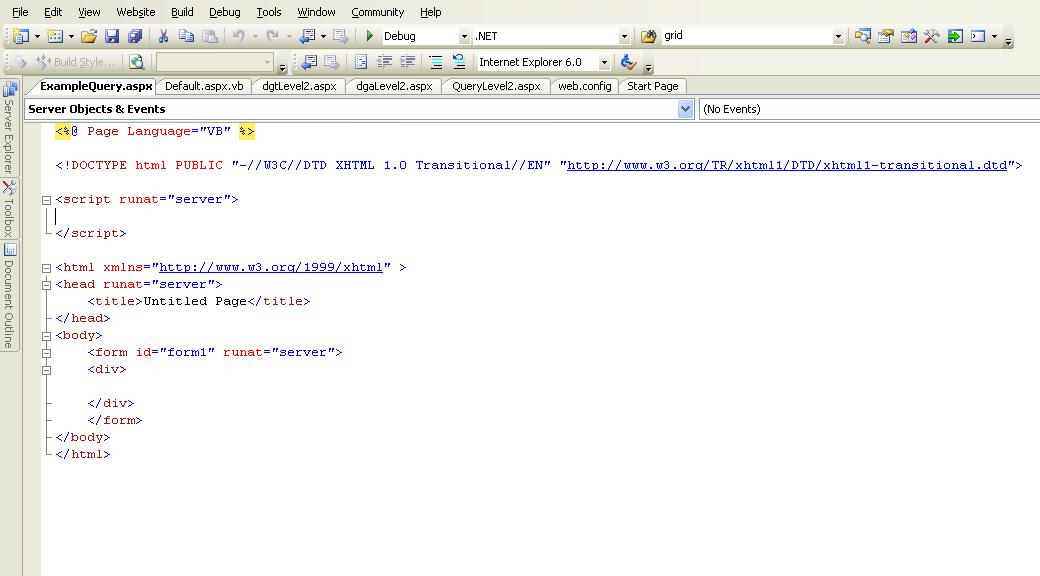 Multiple line SQL string in VB NET | Oscar Valles