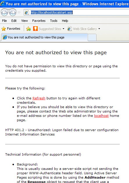 02 - Not authorized to view this page